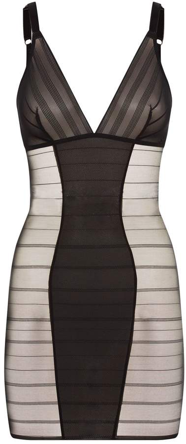 Sexy Shaping Mesh Dress
