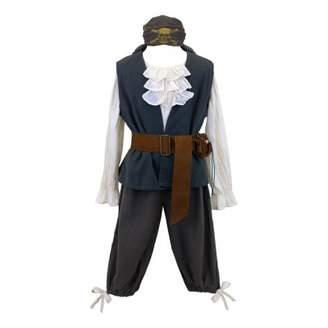 Numero 74 Pirate costume
