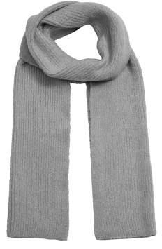 MANGO Ribbed scarf