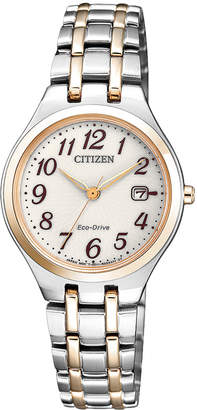 Citizen EW2486-87A Two Tone Watch