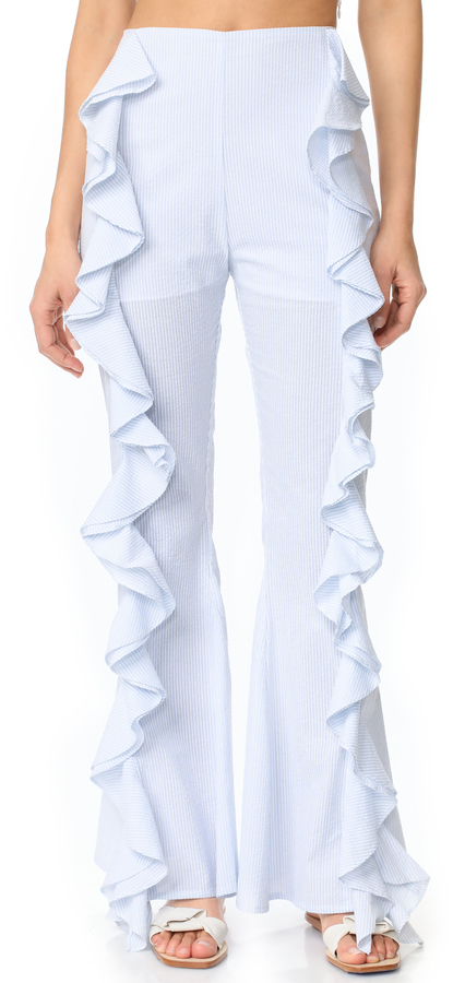 Bell Bottom Pants For Women - ShopStyle Australia