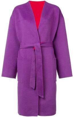 Pinko Mirco belted coat