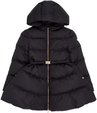 Versace Padded Hooded Coat