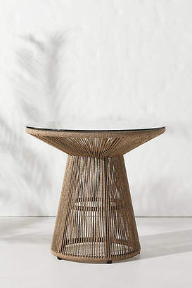 Anthropologie Roped Bistro Table