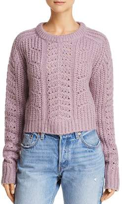 ASTR the Label Georgia Chunky-Knit Sweater