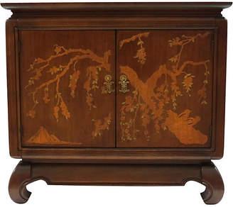 One Kings Lane Vintage Asian-Style Cabinet - Citrus Lane