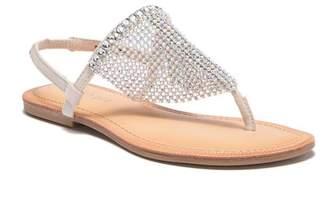 Madden-Girl Sabell Embellished Sandal