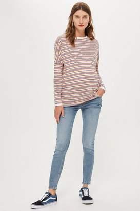 Topshop Womens **Maternity Under Bump Jamie Jeans