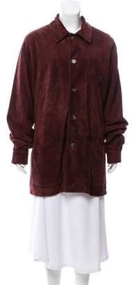 Loro Piana Cashmere-Lined Short Coat