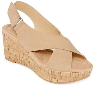 7a333d28002 ... Laundry by Shelli Segal CL BY LAUNDRY CL by Laundry Womens Darcy Wedge  Sandals