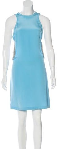 Emilio Pucci Emilio Pucci Cutout Embellished Dress w/ Tags