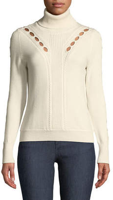 Elie Tahari Carmelo Turtleneck Sweater