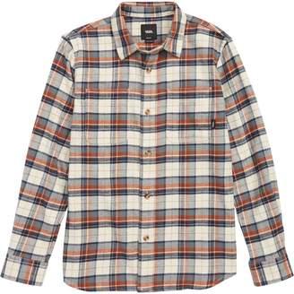Vans Banfield II Plaid Flannel Shirt