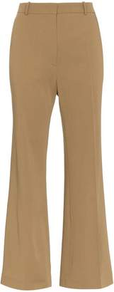 Joseph Rone wide-leg wool and cotton trousers
