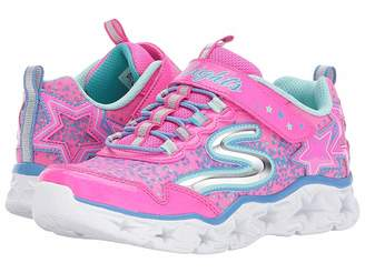 Skechers Galaxy Lights 10920L (Little Kid/Big Kid)