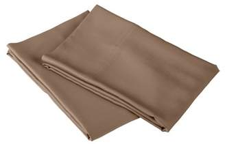 Superior 300 Thread Count Rayon From Bamboo Solid Pillowcase Set