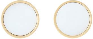 EA6888 Azzurra II Megara circle stud earrings