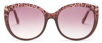 Roberto Cavalli Women's 57mm Oversized Acetate Frame Sunglasses