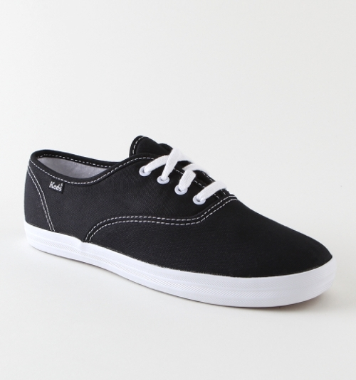 Keds Champion Core Black Sneaker