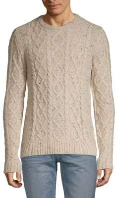 Original Penguin Ribbed Patterned Sweater
