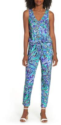 Lilly Pulitzer R) Paulina Jumpsuit