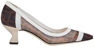 Fendi Colibrì court shoes