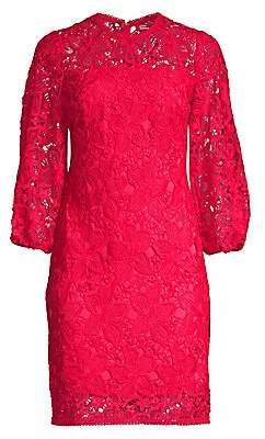 Shoshanna Women's Nisa Lace Sheath Dress