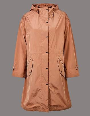Marks and Spencer Lightweight Parka with StormwearTM
