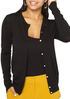 Dorothy Perkins Casual Buttoned Cardigan