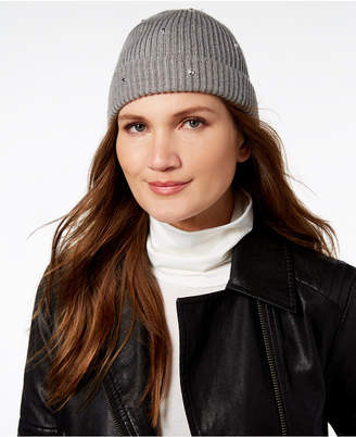 Kate Spade Bedazzled Wool Beanie