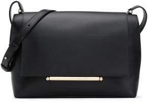 DELPOZO Bo Two-Tone Leather Shoulder Bag