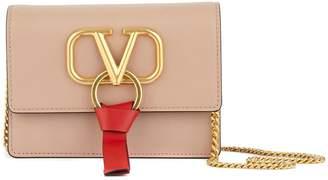 Valentino Garavani Vee Ring pouch