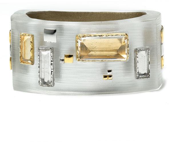 Alexis Bittar Retro Hinge Bracelet