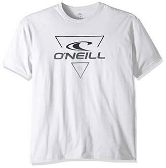 O'Neill Men's Standard Fit Logo Short Sleeve T-Shirt