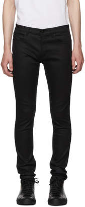 HUGO Black 734 Stripe Jeans