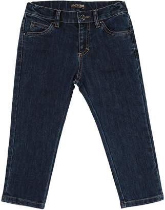 Roberto Cavalli Denim pants - Item 42703686VG