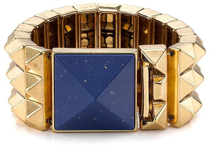 House Of Harlow Pyramid Tennis Bracelet