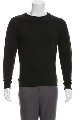 Robert Geller Crew Neck Pullover Sweatshirt
