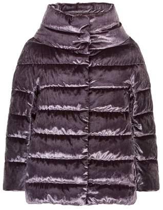 Herno Velvet Padded Jacket