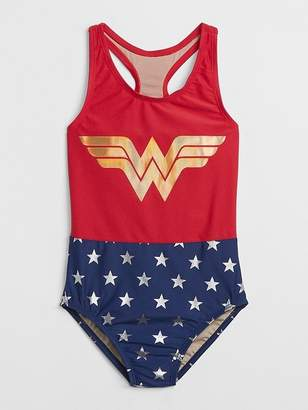 Gap GapKids | DC Wonder Woman Swim One-Piece