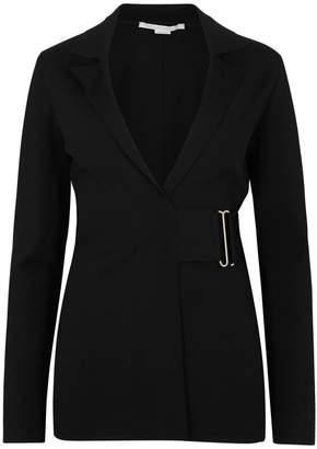 Stella McCartney Black Stretch-knit Jacket