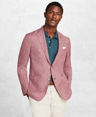Brooks Brothers Golden Fleece Pink Sport Coat
