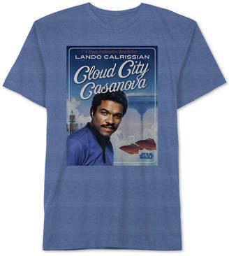 Star Wars Lando Calrissian Men's T-Shirt by Hybrid Apparel