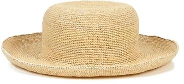 SCHA Soft Crochet Foldable Hat