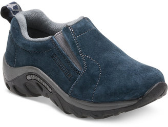 Merrell Girls' or Little Girls' or Toddler Girls' Jungle Moc Shoes $50 thestylecure.com