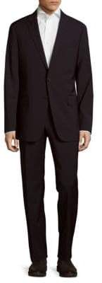 Todd Snyder Mayfair Modern Fit Solid Wool-Blend Suit