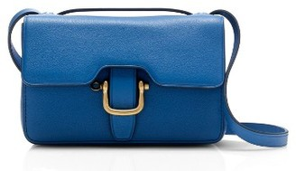 J.crew Edit Bag - Blue $98 thestylecure.com