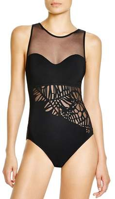 Rainforest Profile by Gottex One Piece Swimsuit