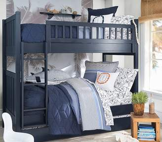 Pottery Barn Kids Twin-over-Twin Bunk Bed