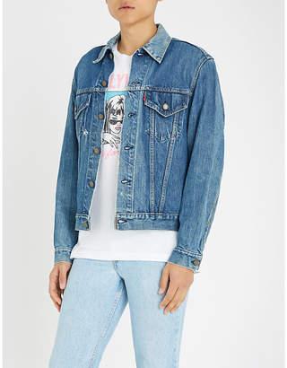 Redline VINTAGE LEVI'S Type 3 1970s denim jacket